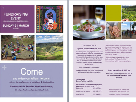 Kibeho Fundraising Event