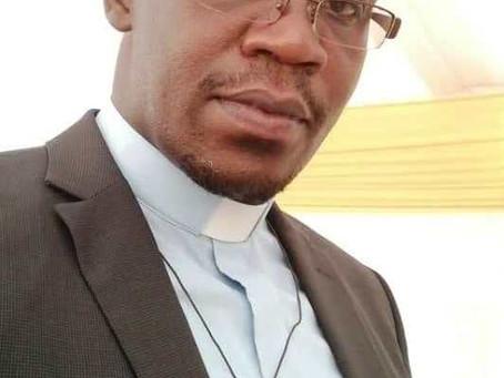 Father Jean de Dieu Hagumamahoro