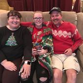 Cozy christmas show!