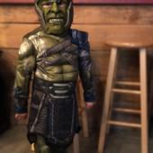 The Hulk came out to enjoy Avengers Endgame premier