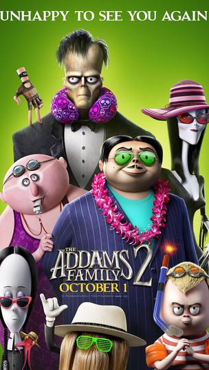 COMING SOON: ADDAMS FAMILY 2