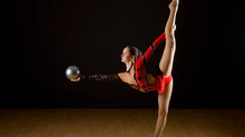 What's the difference between gymnastics and acrobatic dance?