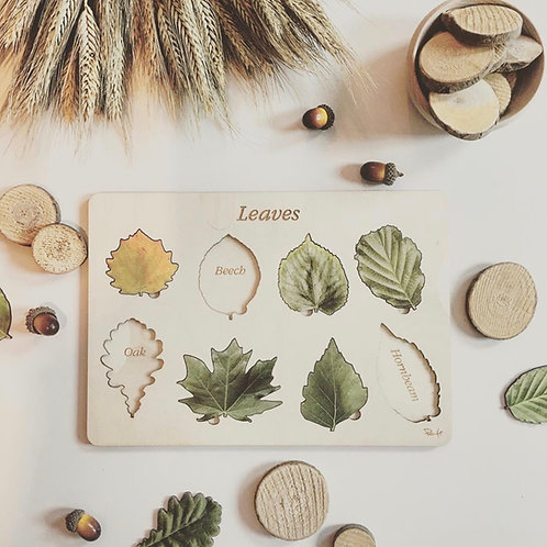leaves Board  Puzzle