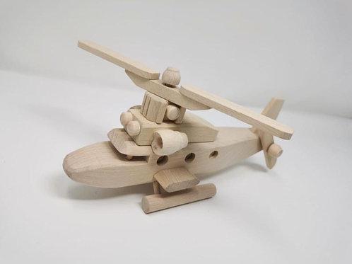 Beech wood Helicopter