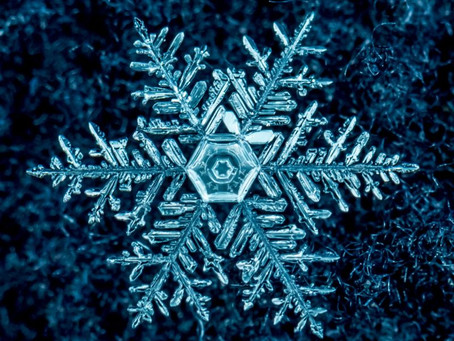 The message of the snowflake