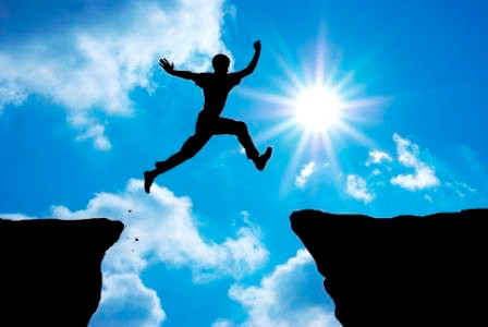 Dare to Leap!