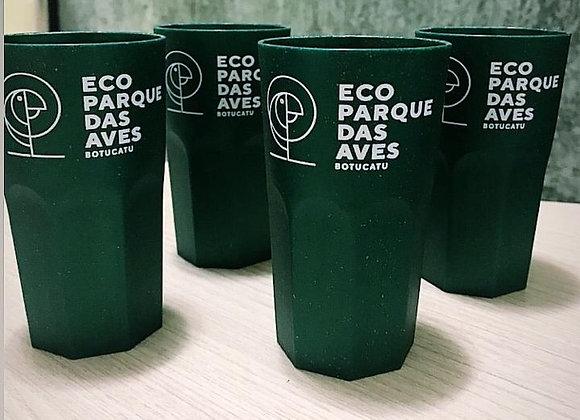 Copo ecológico verde