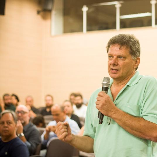 Mário Ielo, ex-prefeito do Município tira suas dúvidas e parabeniza pelo empreendimento