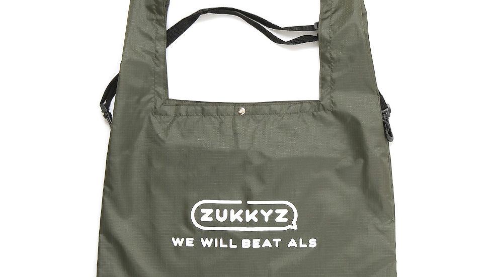 ZUKKYZ コンビニに持っていくバッグ