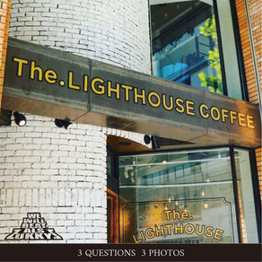 collaboration #The.LIGHTHOUSE COFFEE