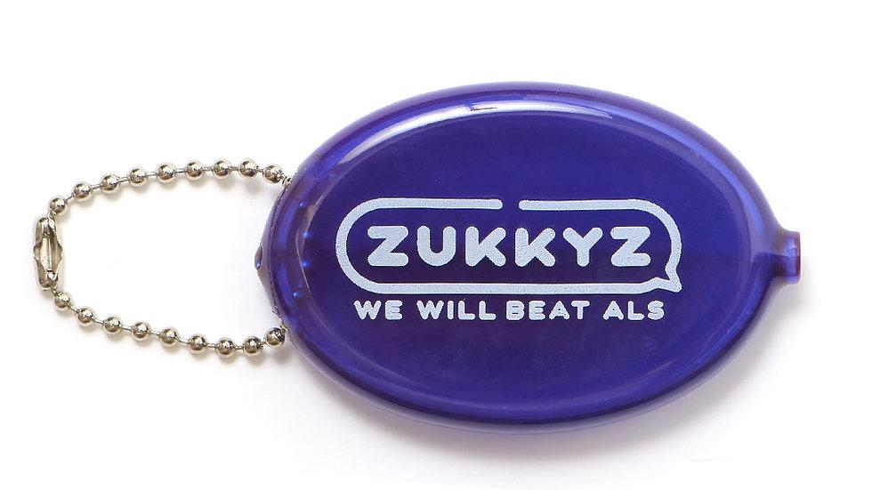 ZUKKYZ 左ポッケに入れるコインケース