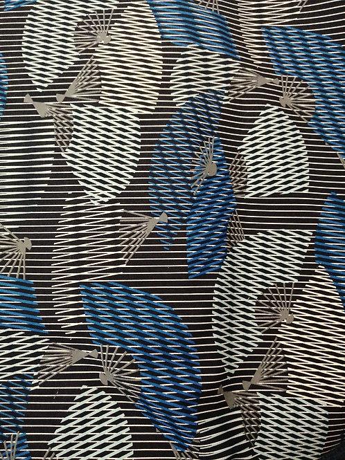 Japanese Cotton fan design