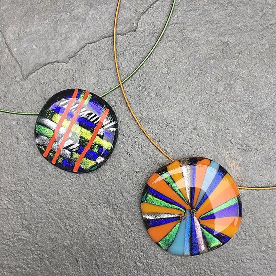 Fused Glass Jewellery Beginners Sunday 13th February 2022