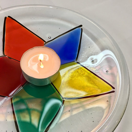 Fused Glass Beginners Sunday 19th December 2021