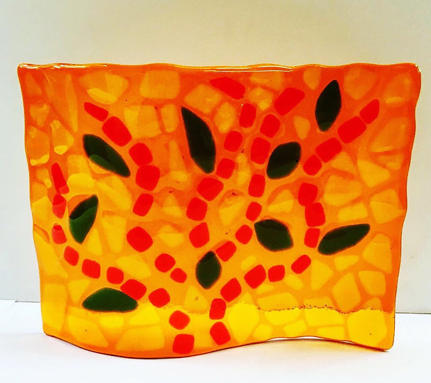 FULLY BOOKED Fused Glass Beginners Saturday 5th June  2021