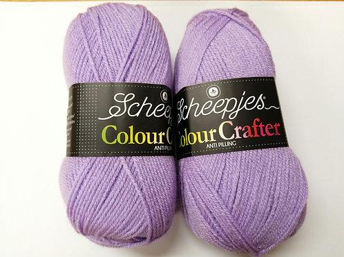 Scheepjes Colour crafter anti pilling