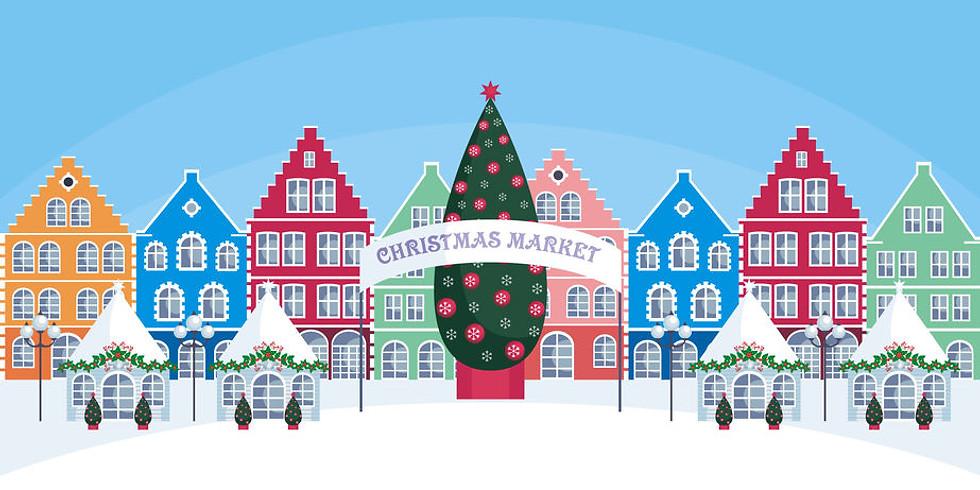 Christmas Market - Sundays 17th & 24thNovember 1pm-5pm