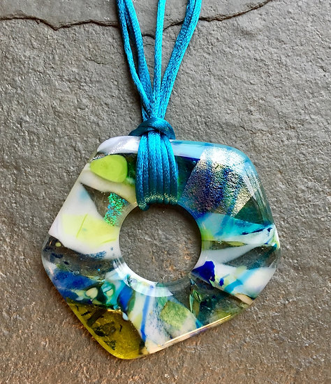 Gift Voucher: Advanced Fused Glass Weekend Course