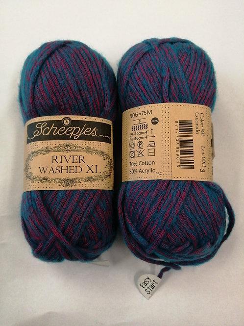 Scheepjes River Washed XL