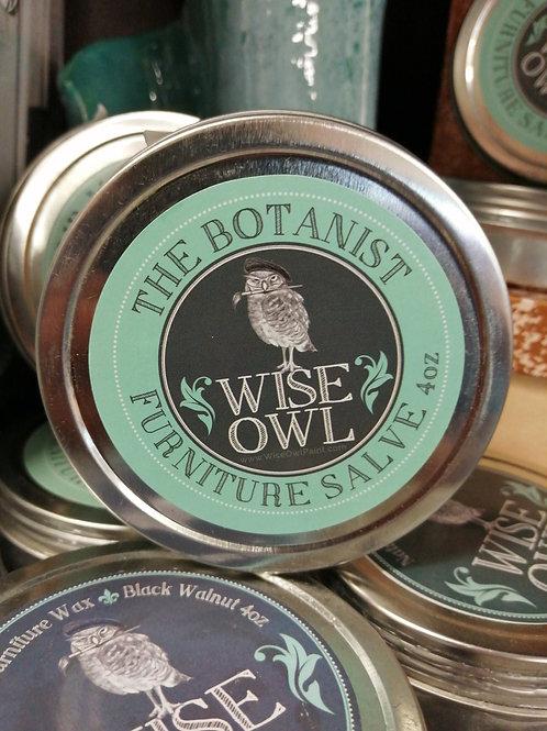 Wise Owl Furniture Salve The Botanist 4oz
