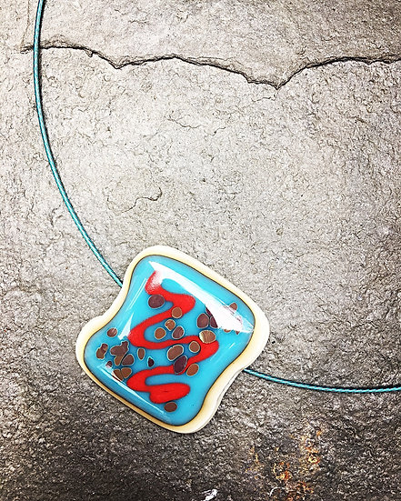 Fused Glass Jewellery Beginners Saturday 27th March 2021