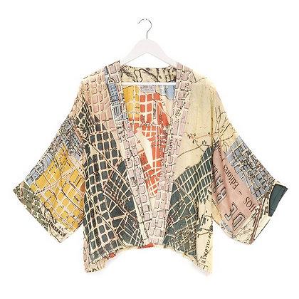 One Hundred Stars Barcelona kimono jacket