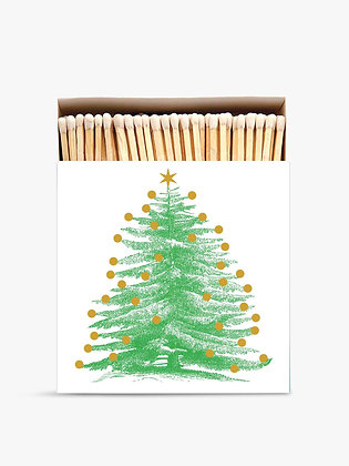 Christmas Tree Long Matches