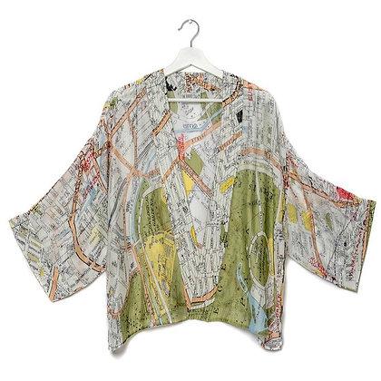 One Hundred Stars Kew London kimono jacket