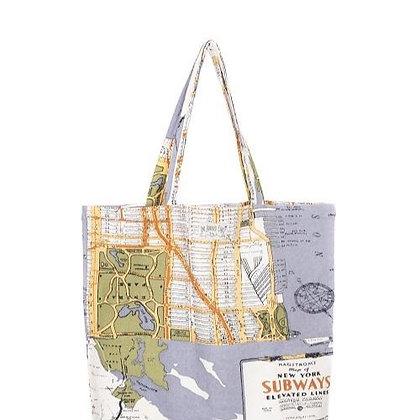 One Hundred Stars New York bag