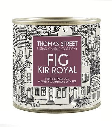 Fig Kir Royal Candle Tin (small)