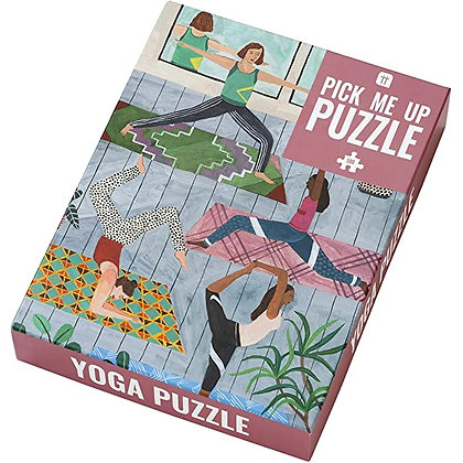 Yoga Pick Me Up puzzle