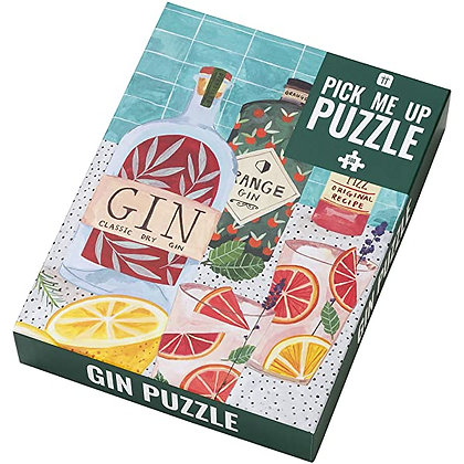 Gin Pick Me Up puzzle