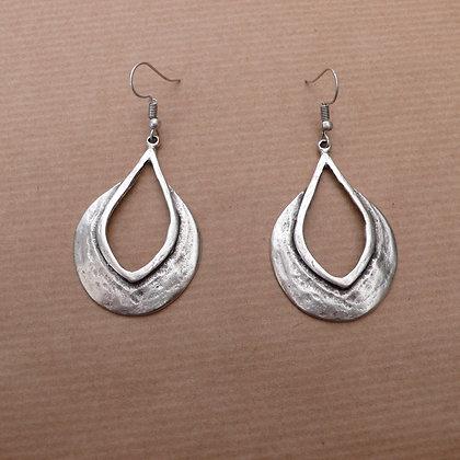 Boho teardrop earrings