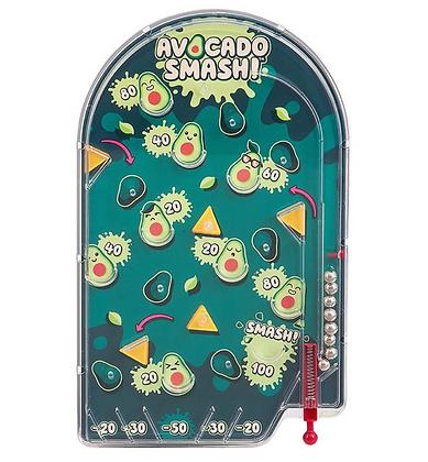 Avocado Smash pinball game