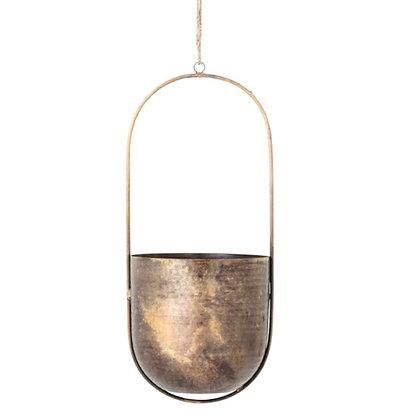 Hanging Metal Plant Pot