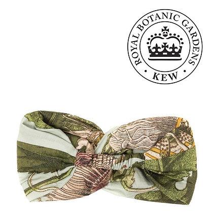 One Hundred Stars Kew Magnolia aqua headband