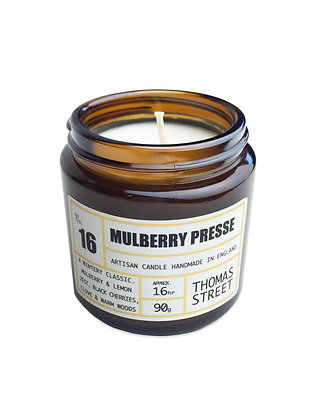 Mulberry Presse Candle