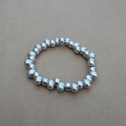 Bubble stretch bracelet