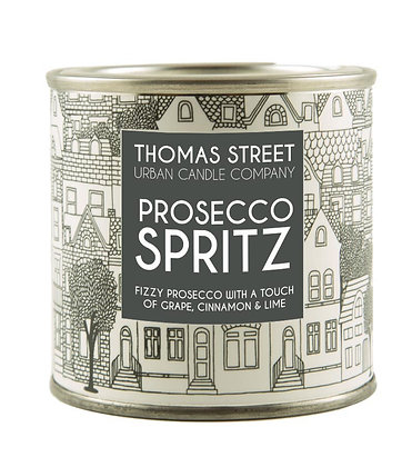 Prosecco Spritz Candle Tin (large)