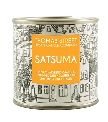 Satsuma Candle Tin (large)