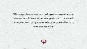 """""""A devoção é útil a todos os estados e circunstâncias da vida"""", São Francisco de Sales"""