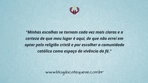 Coluna da Débora: Eu fico com os Franciscos, com as Dulces, com as Marias, com as Terezas...