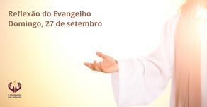 Reflexão do Evangelho: As prostitutas vos precedem no Reino de Deus | Mt 21-28-32