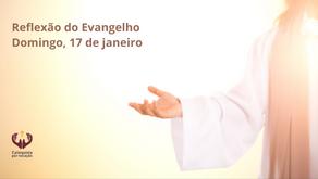 Reflexão do Evangelho: Segundo domingo do Tempo Comum   Jo 1,35-42