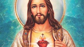 Inspiração: coroação do Sagrado Coração de Jesus