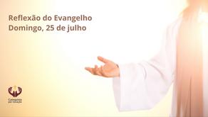 Reflexão do Evangelho: 17º Domingo do TC | Jo 6,1-15