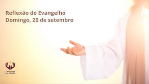 Reflexão do Evangelho: Ide também vós para minha vinha | Mt 20,1-16a