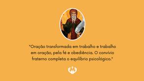 11 de julho - Dia de São Bento