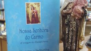 16 de julho: dia de Nossa Senhora do Carmo