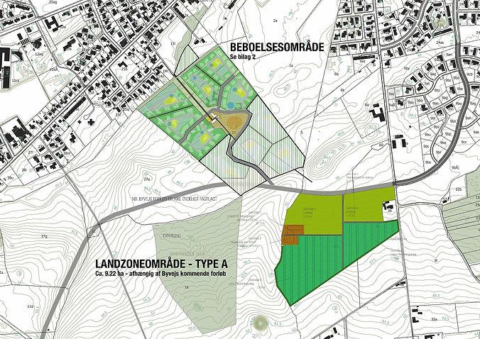 Den gård, der bliver centrum for det fælles fælles, i Bærebo Årslev.